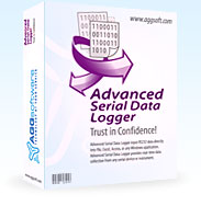 RS232 logger ActiveX